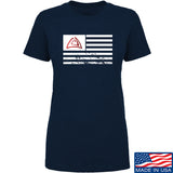 Ladies ACW Flag T-Shirt