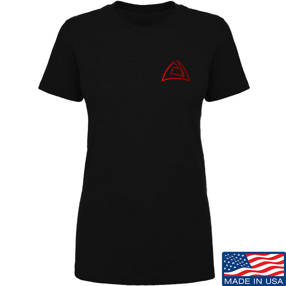 Ladies ACW Chest Logo T-Shirt
