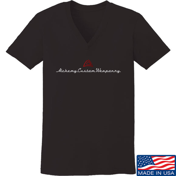 Ladies ACW Full Logo V-Neck
