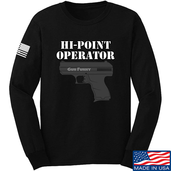 Hi Point Operator Long Sleeve T-Shirt