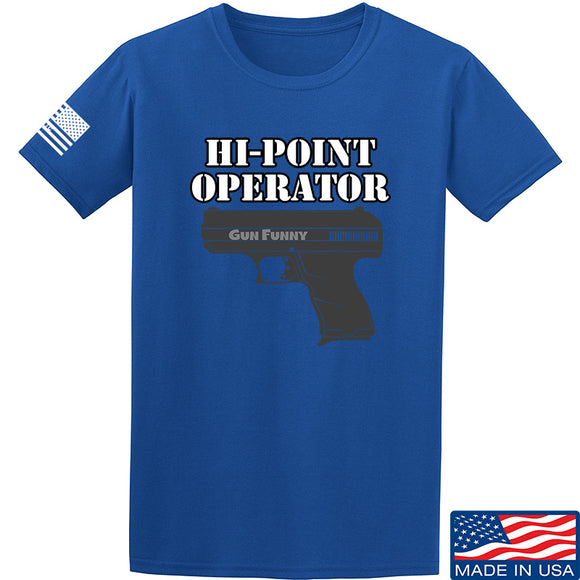 Hi Point Operator T-Shirt