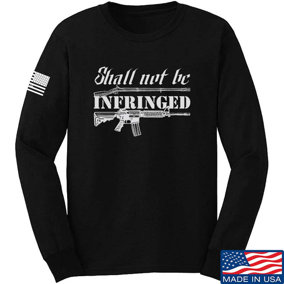 Shall Not Be Infringed Long Sleeve T-Shirt