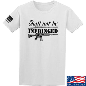 Shall Not Be Infringed T-Shirt