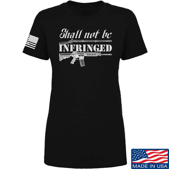 Ladies Shall Not Be Infringed T-Shirt