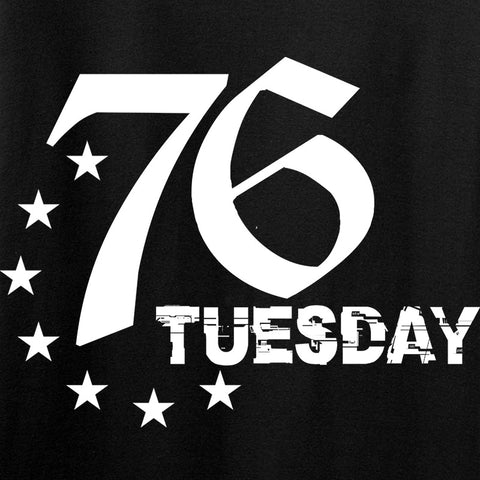 Black Diamond Guns and Gear 76 Tuesday T-Shirt T-Shirts [variant_title] by Ballistic Ink - Made in America USA