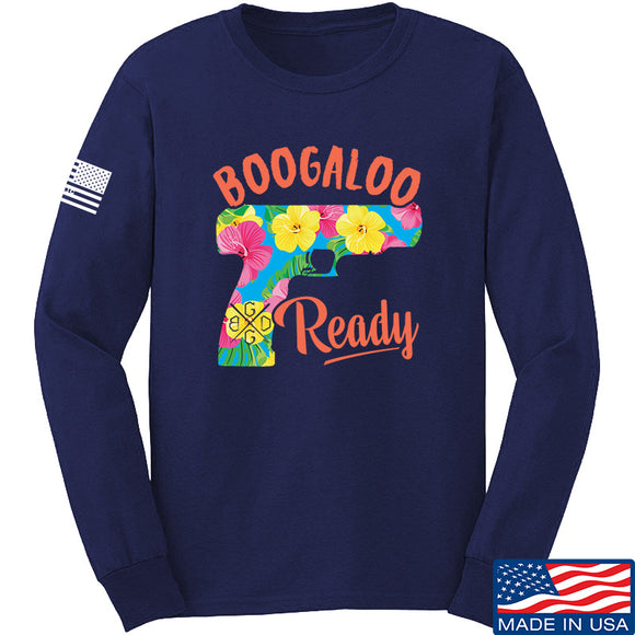 Boogaloo Ready Long Sleeve T-Shirt