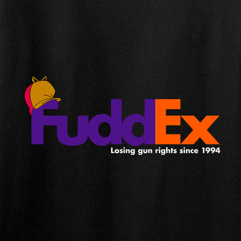Ladies FuddEx T-Shirt