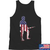 Black Diamond Guns and Gear Minutemen Tank Tanks SMALL / Black by Ballistic Ink - Made in America USA
