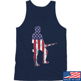 Black Diamond Guns and Gear Minutemen Tank Tanks SMALL / Navy by Ballistic Ink - Made in America USA