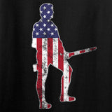 Black Diamond Guns and Gear Minutemen T-Shirt T-Shirts [variant_title] by Ballistic Ink - Made in America USA