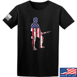 Black Diamond Guns and Gear Minutemen T-Shirt T-Shirts Small / Black by Ballistic Ink - Made in America USA