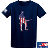 Black Diamond Guns and Gear Minutemen T-Shirt T-Shirts Small / Navy by Ballistic Ink - Made in America USA