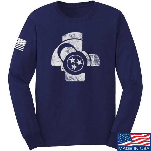 TN Tri Star AK47 Bolt Long Sleeve T-Shirt