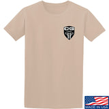 Cabot Guns Chest Logo T-Shirt