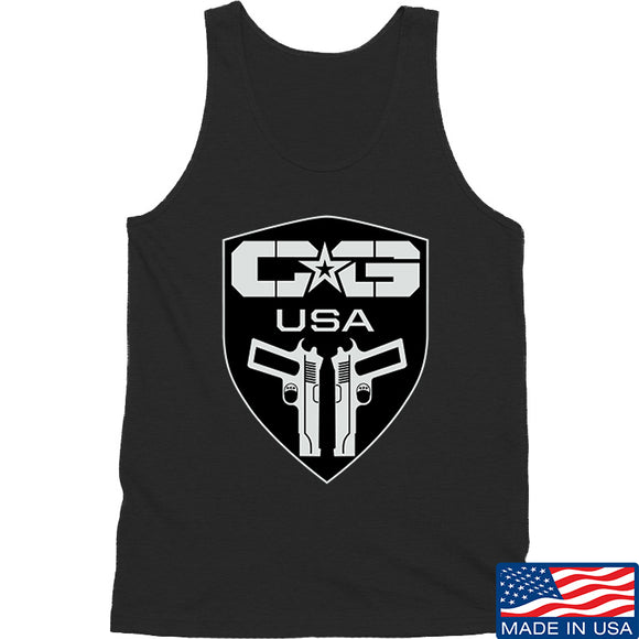 Cabot Guns Full Logo Tank