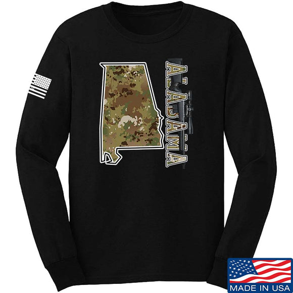States of 2A Long Sleeve T-Shirt
