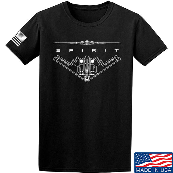 Aviation - B2 - Spirit T-Shirt