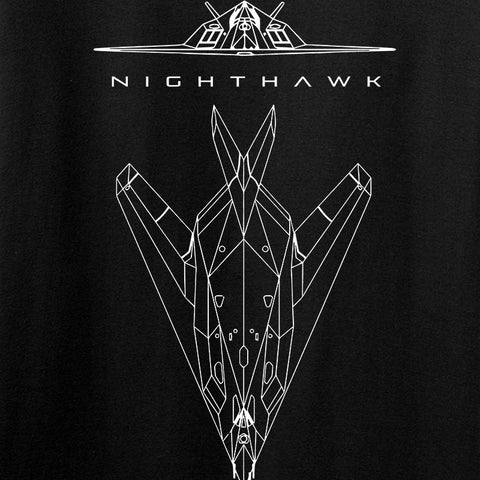 Aviation - F117 - Nighthawk T-Shirt