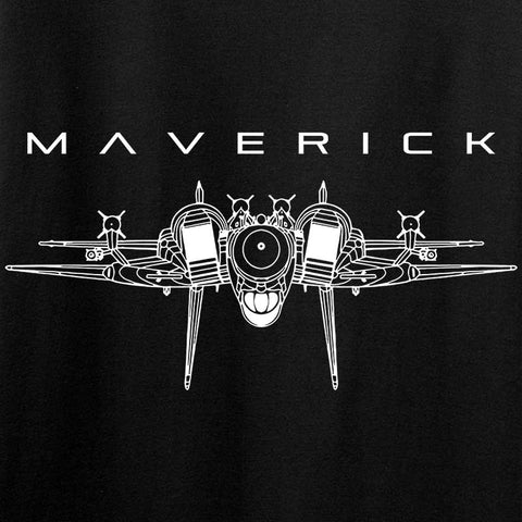 Aviation - F14 - Maverick T-Shirt