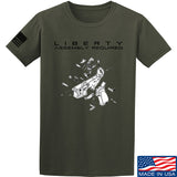 Fitty% Liberty: Assembly Required T-Shirt T-Shirts Small / Military Green by Ballistic Ink - Made in America USA