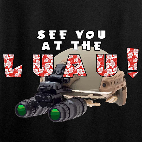 See You At The Luau Long Sleeve T-Shirt [9mm]