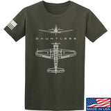 WWII Planes - Dauntless T-Shirt