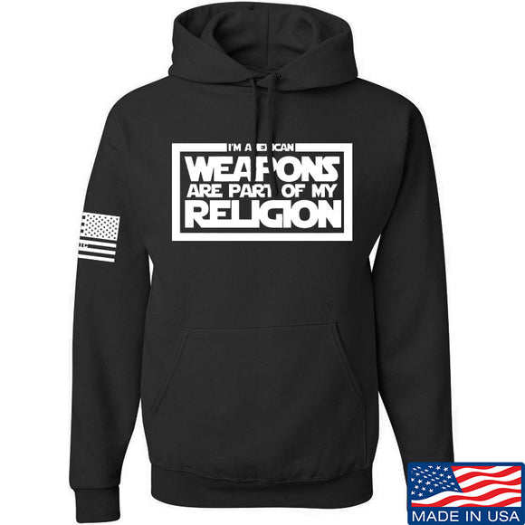 Weapons Religion Hoodie [MAC]