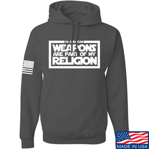 Weapons Religion Hoodie [9mmsmg]