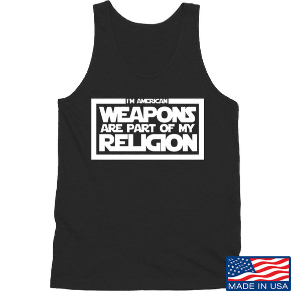 Weapons Religion Tank  [MAC]