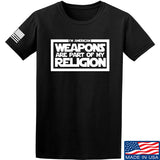 Weapons Religion T-Shirt [MAC]