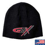 Gould Brothers Gould Brothers Logo Beanie Headwear Black by Ballistic Ink - Made in America USA