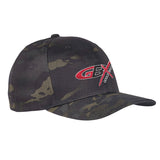 Gould Brothers Gould Brothers Logo Flexfit® Multicam® Trucker Cap Headwear [variant_title] by Ballistic Ink - Made in America USA