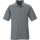 Gould Brothers Gould Brothers Logo Polo Polos Small / Graphite by Ballistic Ink - Made in America USA