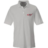 Gould Brothers Gould Brothers Logo Polo Polos Small / Silver by Ballistic Ink - Made in America USA