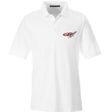 Gould Brothers Gould Brothers Logo Polo Polos Small / White by Ballistic Ink - Made in America USA
