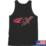 Gould Brothers Gould Brothers Full Logo Tank Tanks SMALL / Black by Ballistic Ink - Made in America USA