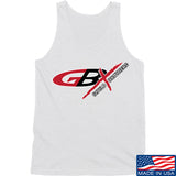 Gould Brothers Gould Brothers Full Logo Tank Tanks SMALL / White by Ballistic Ink - Made in America USA