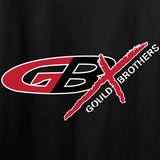Gould Brothers Gould Brothers Full Logo T-Shirt T-Shirts [variant_title] by Ballistic Ink - Made in America USA