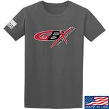 Gould Brothers Gould Brothers Full Logo T-Shirt T-Shirts Small / Charcoal by Ballistic Ink - Made in America USA