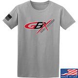 Gould Brothers Gould Brothers Full Logo T-Shirt T-Shirts Small / Light Grey by Ballistic Ink - Made in America USA
