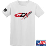 Gould Brothers Gould Brothers Full Logo T-Shirt T-Shirts Small / White by Ballistic Ink - Made in America USA