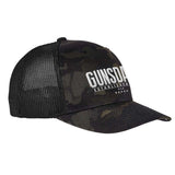 Gunsdaily Text Logo Flexfit® Multicam® Trucker Mesh Cap