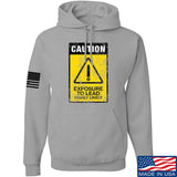 Exposure To Lead Warning Hoodie