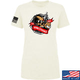 Ladies Hank Strange Laser Gun Full Logo T-Shirt