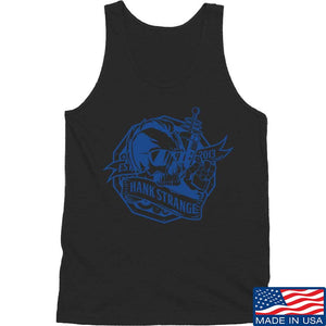 Hank Strange Laser Gun Full Logo 1 color Tank