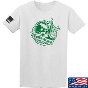 Hank Strange Laser Gun Full Logo 1 color T-Shirt