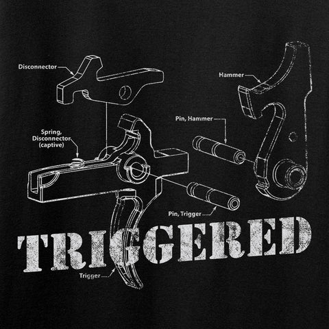 Triggered Long Sleeve T-Shirt