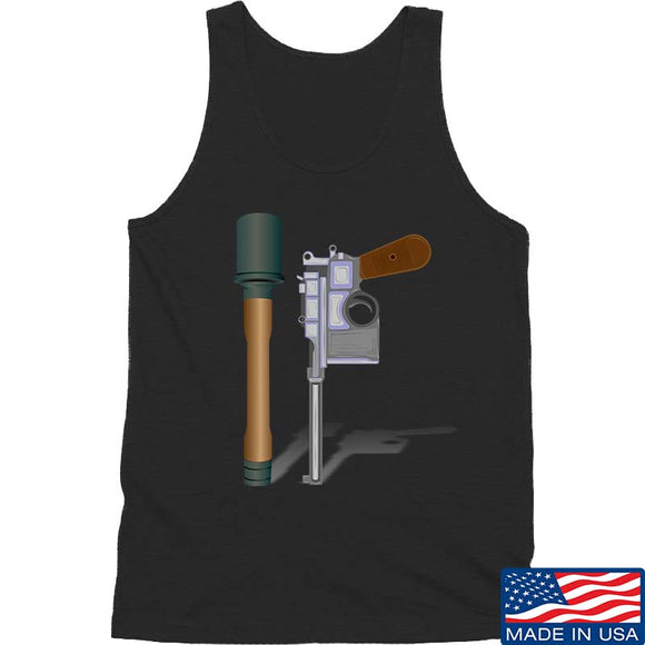 Boomstick Challenge Tank