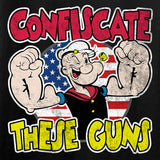 Confiscate These Guns T-Shirt