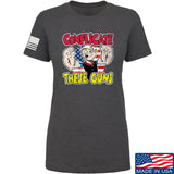 Ladies Confiscate These Guns T-Shirt